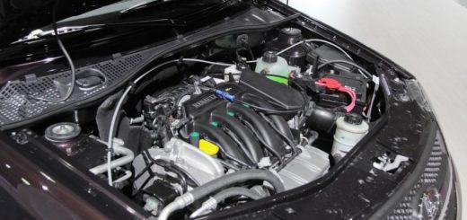 Двигатель Ларгус K4M 16 клапанов