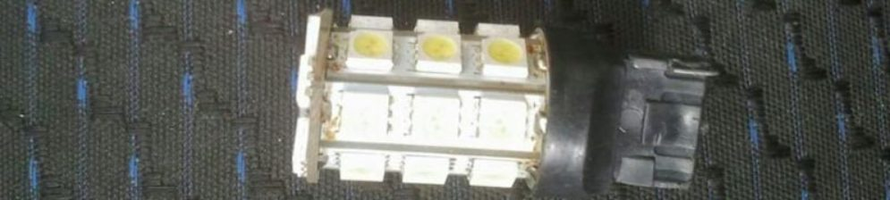 Светодиодная лампа дневного света (ДХО) Лада Гранта
