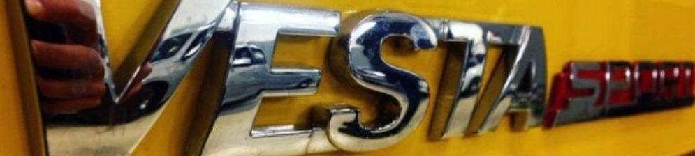 Логотип седана Веста Спорт