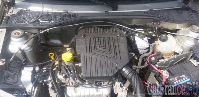 Двигатель Лада Ларгус 8 клапанов