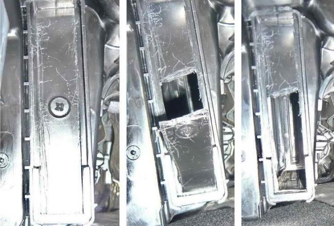 Заглушка салонного фильтра Ларгус