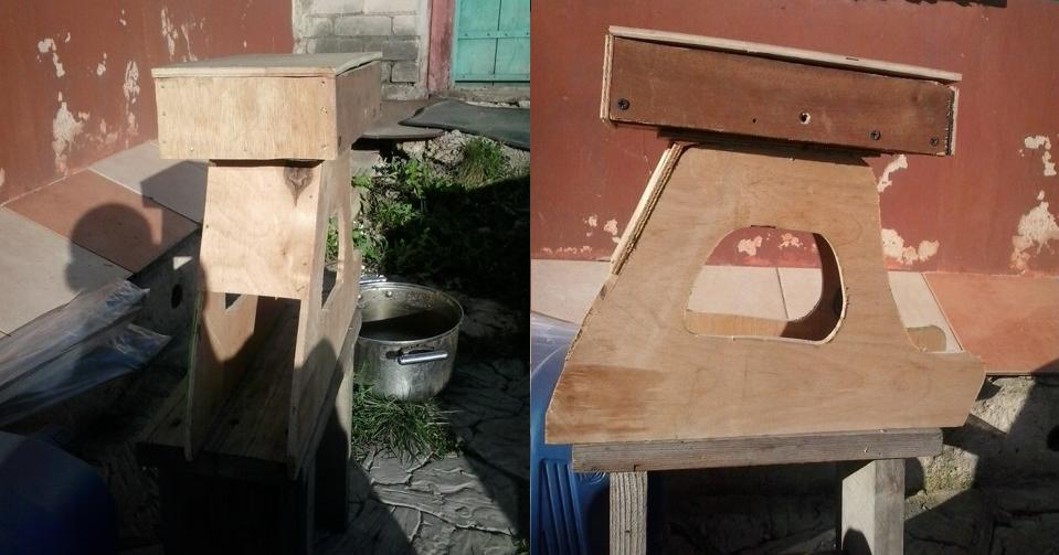 Как сделать подлокотник для рено логан своими руками