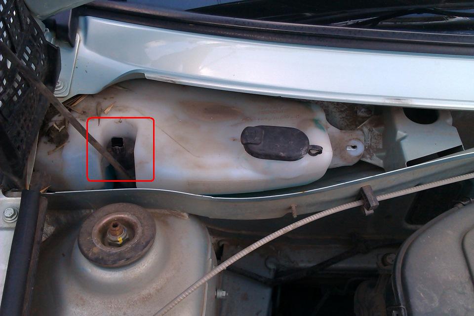 фольксваген поло седан 2011не работает мотор омывателя