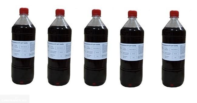 MOBIL ATF 52475 1 литр