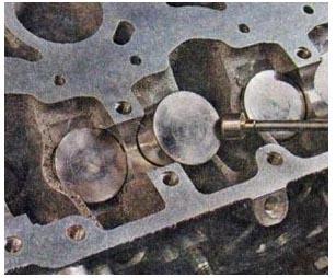 Гидротолкатели двигателя Лада Калина