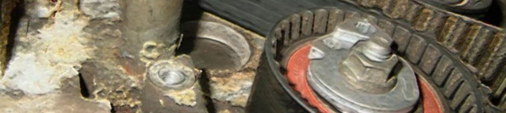 Замена ремня ГРМи ролика на Лада Ларгус 16 клапанов K4M