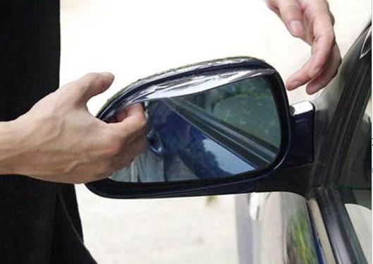 Козырёк на боковое зеркало Лада Гранта