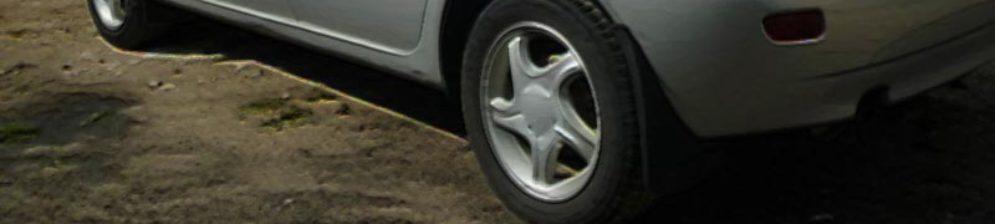 Стандарнтные колёса14-го радиуса Лада Калина