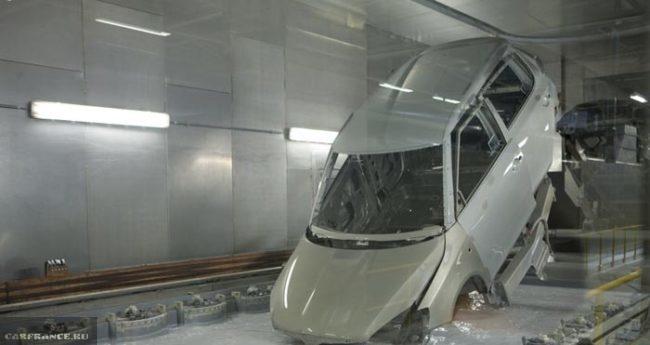Процесс полной оцинковки кузова автомобиля
