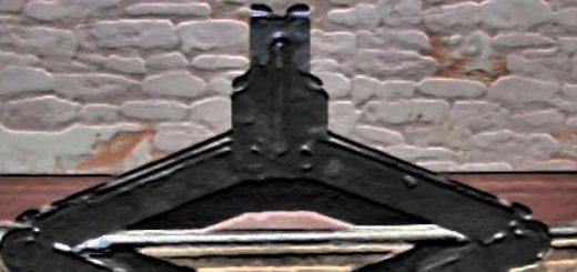 Штатный домкрат на Рено Дастер