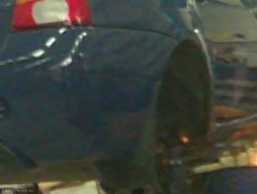 Демонтаж заднего колеса на Рено Логан