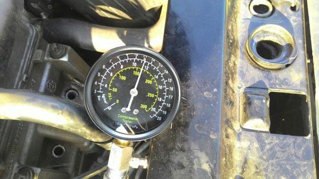 Компрессия в 16-ти клапанном двигателе Лада Калина