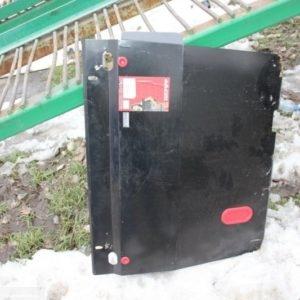Дополнительная защита картера двигателя Калина