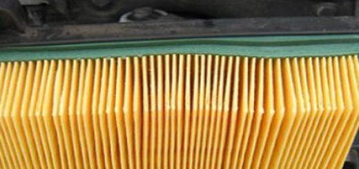 Воздушный фильтр Лада Калина