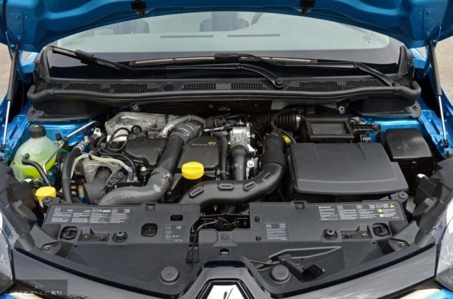Мотор H4M Рено Каптур