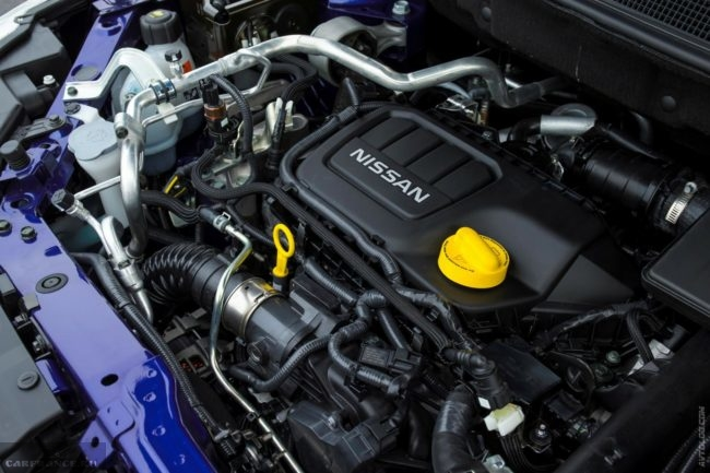 Ниссан H5FT 1,2 turbo