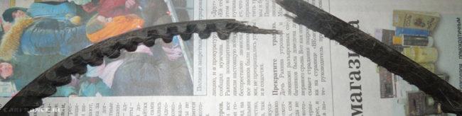 Порванный ремень ГРМ на Рено Дастер