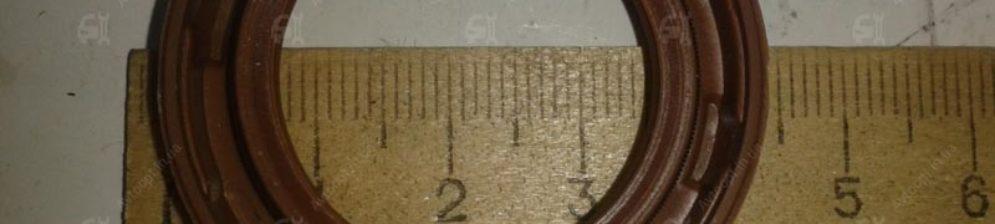 Размеры оригинального сальника распредвала на ВАЗ-2110
