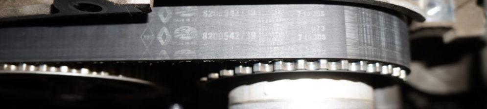 Проверка необходимости замены ремня ГРМ на Рено Дастер