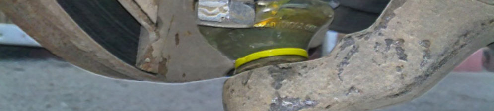 Шаровая опора ТРЕК установлена на Лада Калина