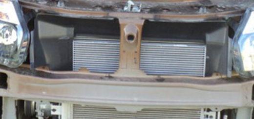 Расположение звуковых сигналов (клаксон) на Рено Дастер