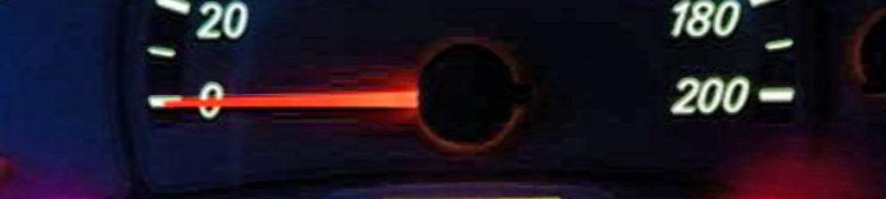 Тахометр Лада Калина скорость 0