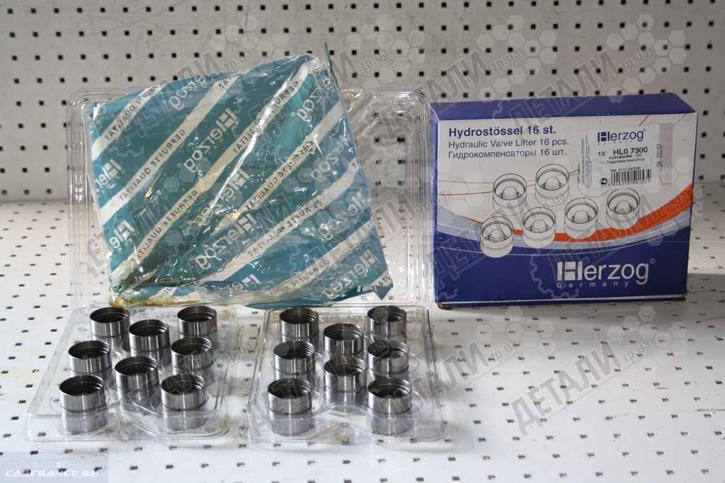 Замена гидрокомпенсаторов на ваз 2110 16 клапанов