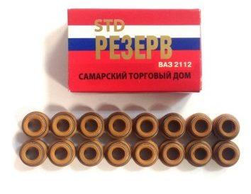 Маслосъёмные колпачки РЕЗЕРВ на ВАЗ-2112