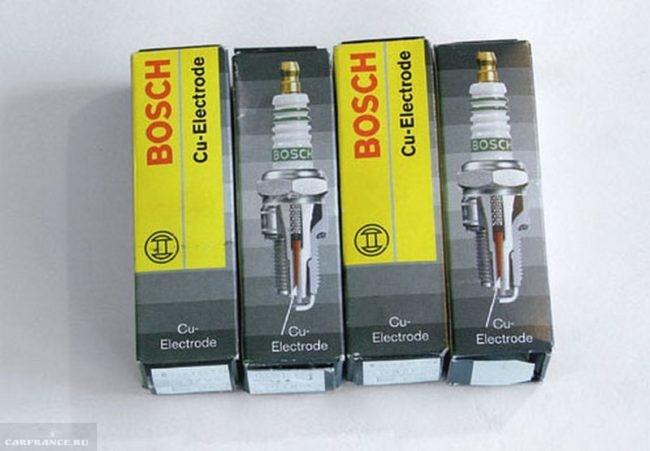 Свеча зажигания FR7DCU для ВАЗ-2112