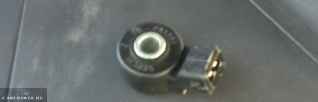 Широкополосный датчик детонации на ВАЗ-2112