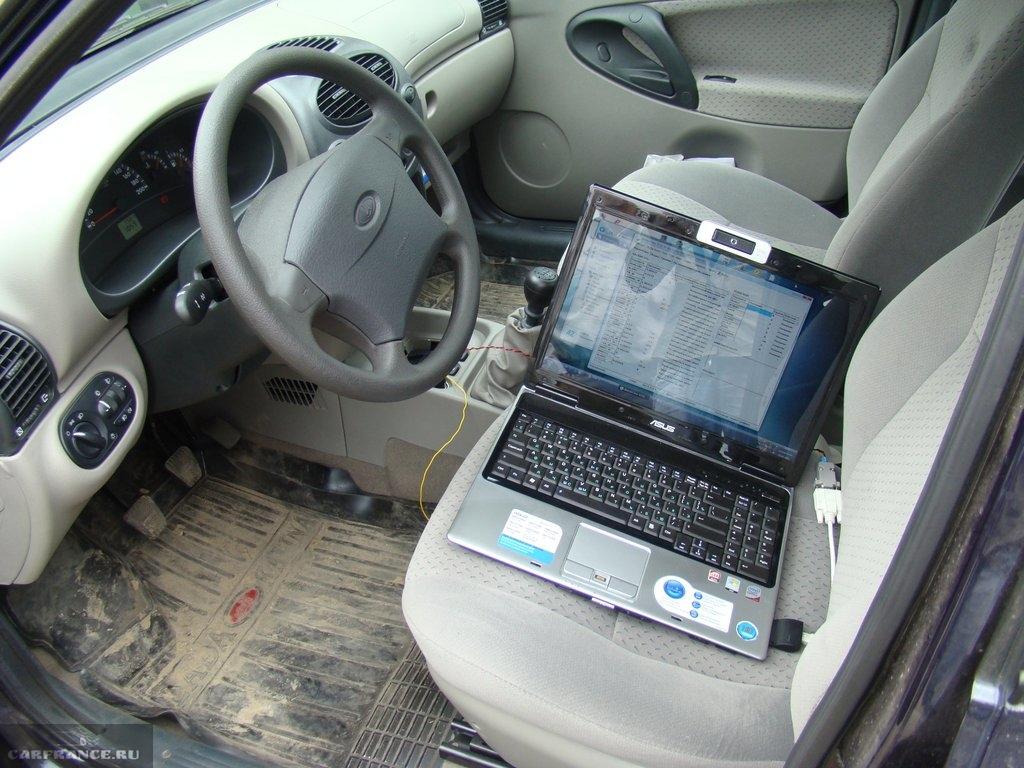 как скачать программу для диагностики автомобиля через ноутбук