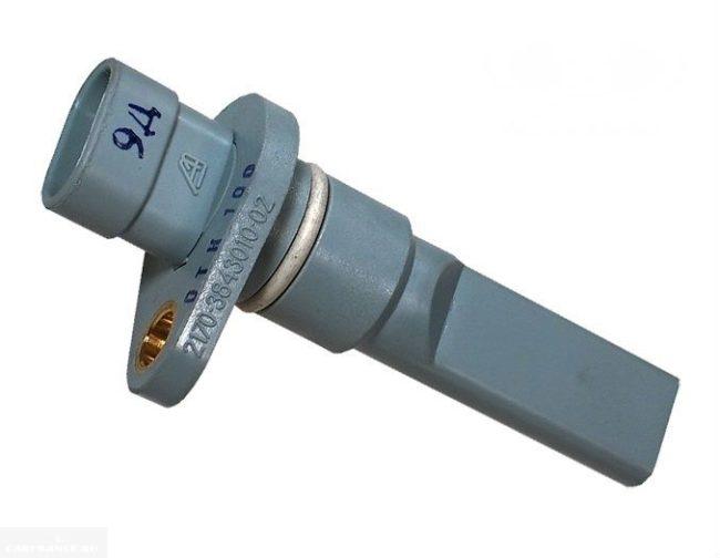 Датчик скорости ВАЗ-2112 нового типа (образца)