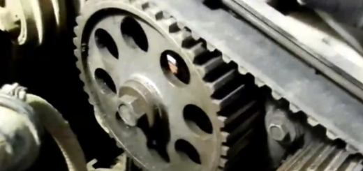 Шкив выпускного вала ВАЗ-2112