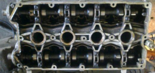 ГБЦ мотора ВАЗ 2112