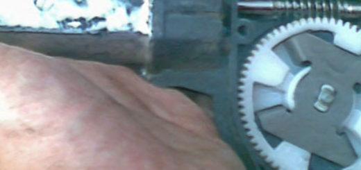 Моторчик стеклоподъёмника Лада Калина