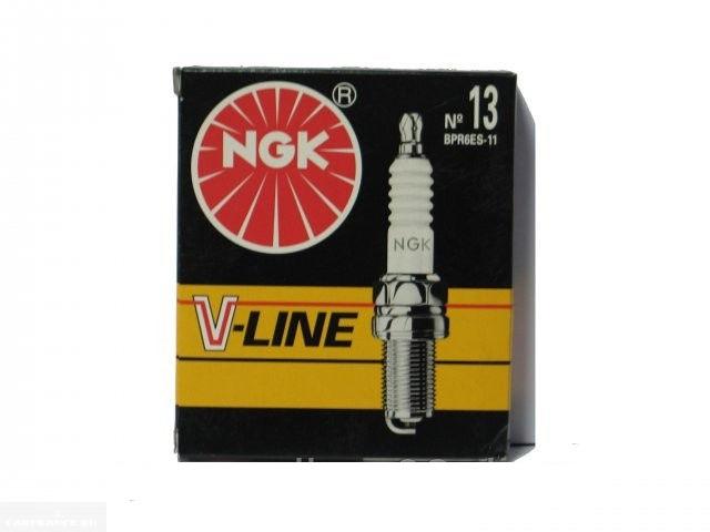 Свечи зажигания BCPR6ES-11 для ВАЗ-2112