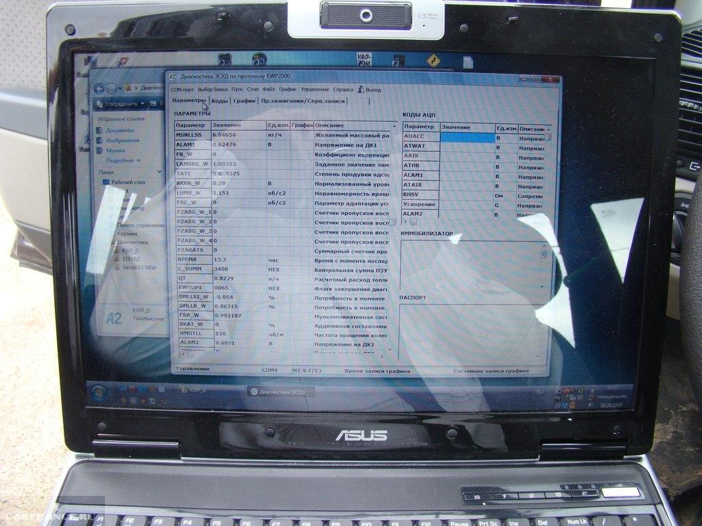 Диагностика автомобиля с помощью ноутбука своими руками прибор 14