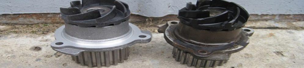 Помпы на ВАЗ-2112 от разных производителей