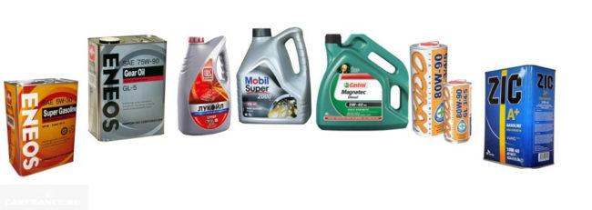 Присадки для масла ВАЗ-2112 разных производителей