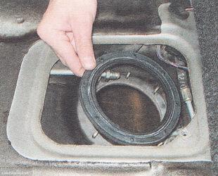 Прокладка крышки бензобака ВАЗ-2112