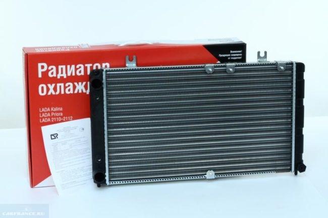 Радиатор для Лады Калины