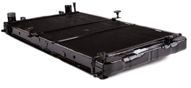 Радиатор охлаждения ВАЗ-2112