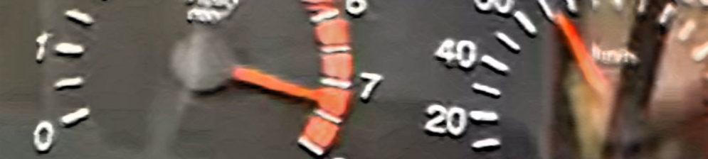 Мощный разгон на ВАЗ-2112 обороты красной зоны