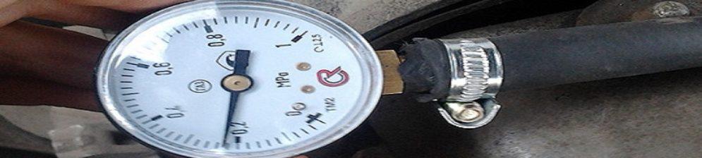 Измерение давление в топливной рампе ВАЗ-2112