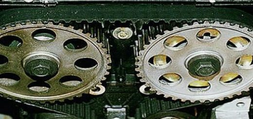 Натяжка ремня ГРМ на ВАЗ-2112