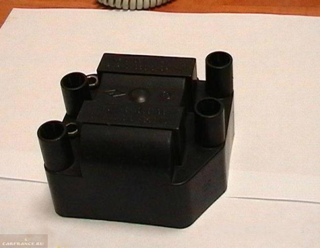 Модуль зажигания ВАЗ-2112 внешний вид