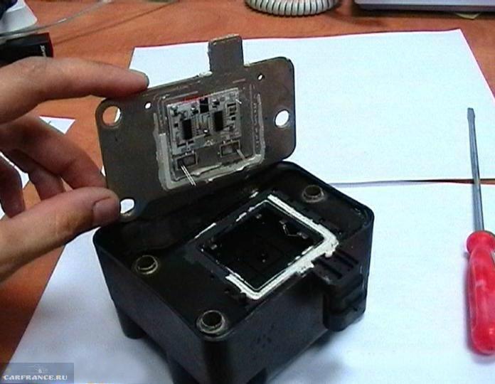 Как сделать модуль зажигания 795