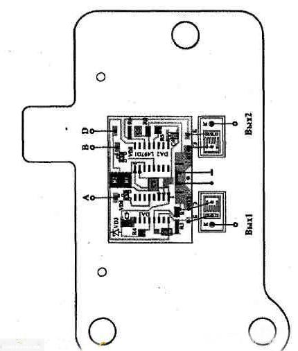 Схема модуль зажигания 2112 фото 836