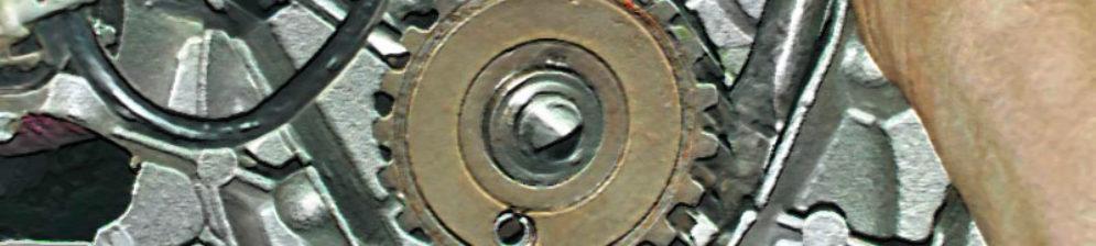 Снятие шкива коленвала на ВАЗ-2112