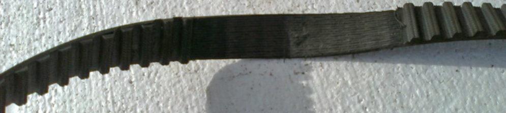 Срезало зубья на ремне ГРМ ВАЗ-2112 8 клапанов